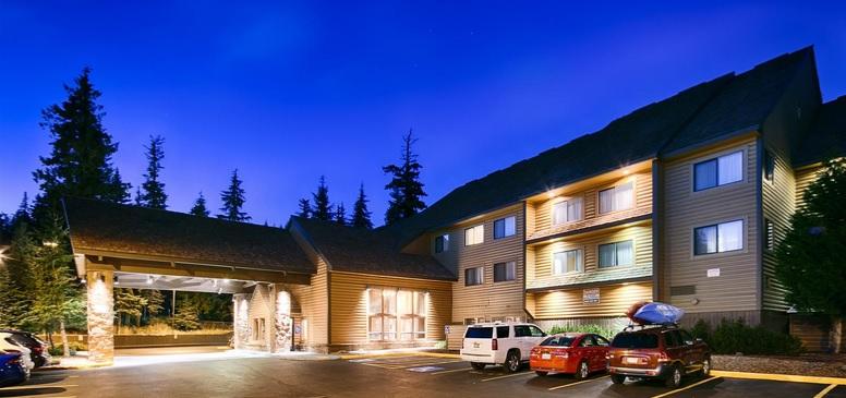 Best Western Mt Hood Inn