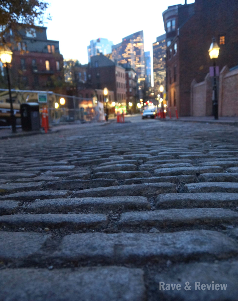 Boston cobblestones