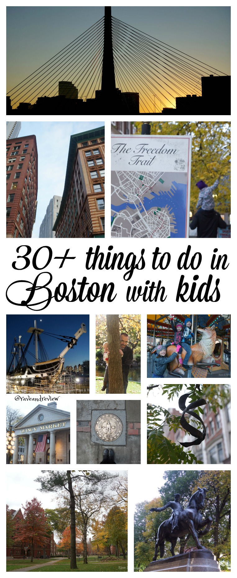 30 things to do in Boston with kids