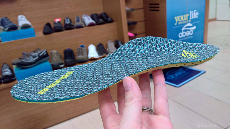 ABEO insole