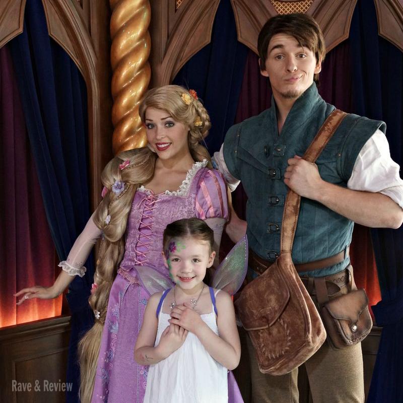 Disneyland Tangled