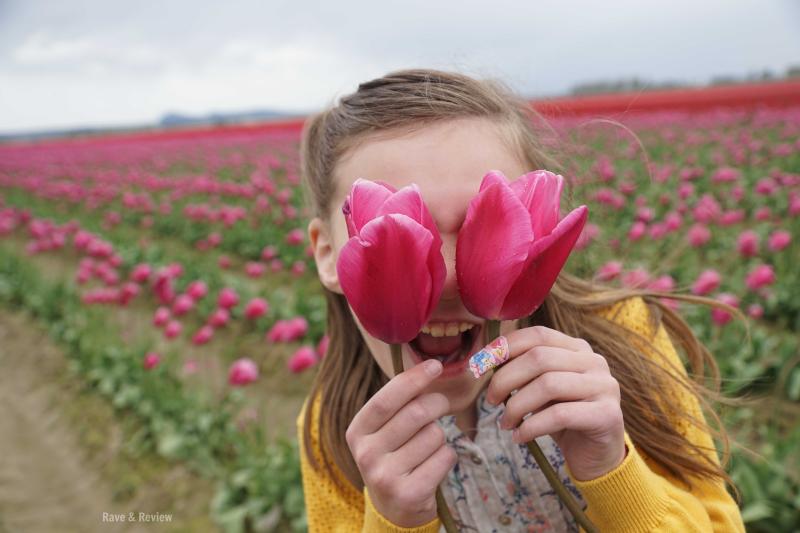 Tulip eyes