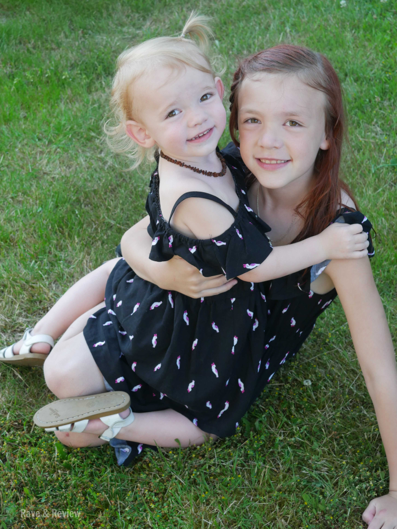 Gymboree dresses matching girls 2