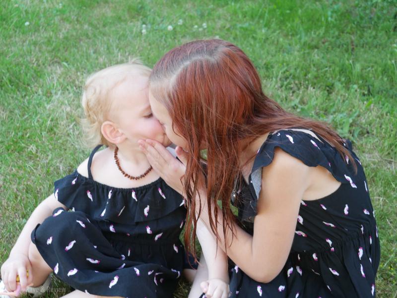Gymboree dresses kiss