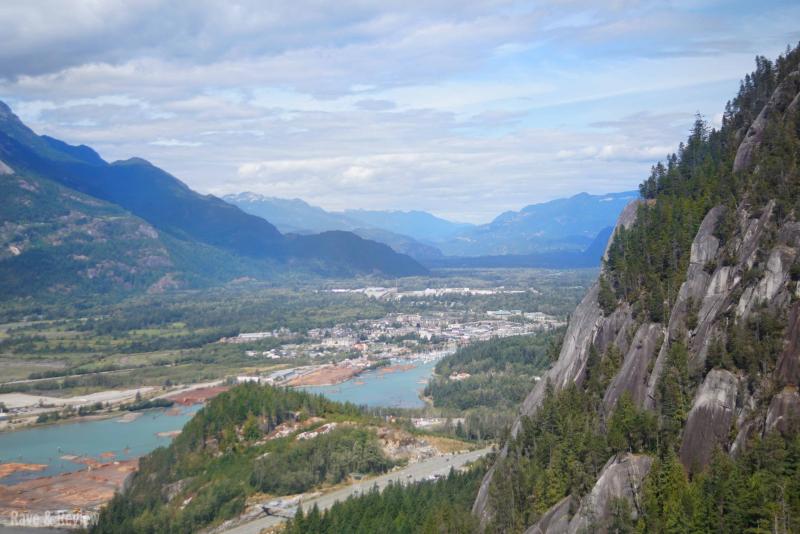 Squamish North view
