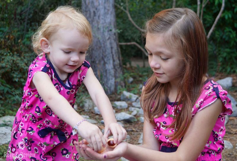 Matching Girls at zoo 7