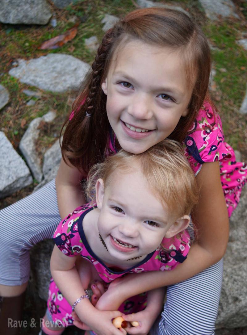 Matching Girls at zoo 10