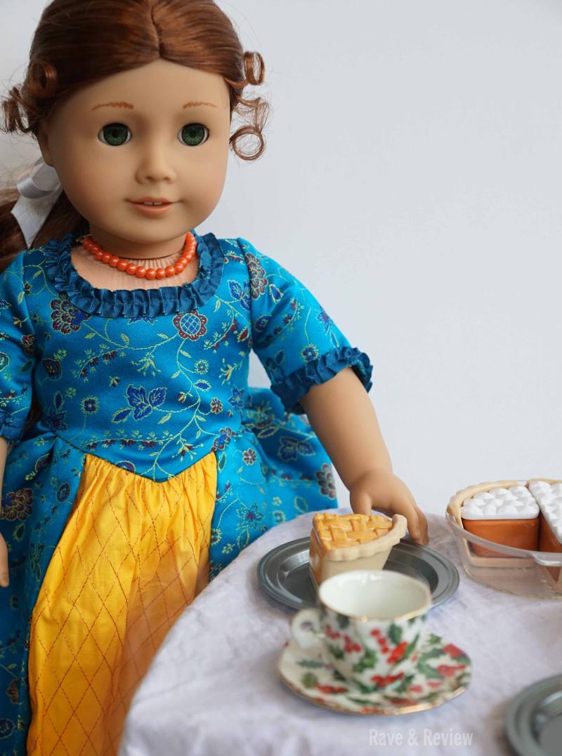 Felicity tea party