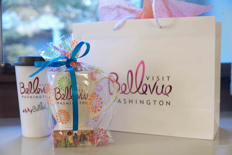 Visit Bellevue bag