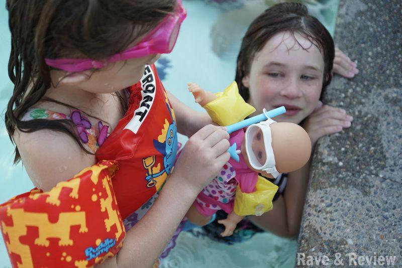 Corolle water babies