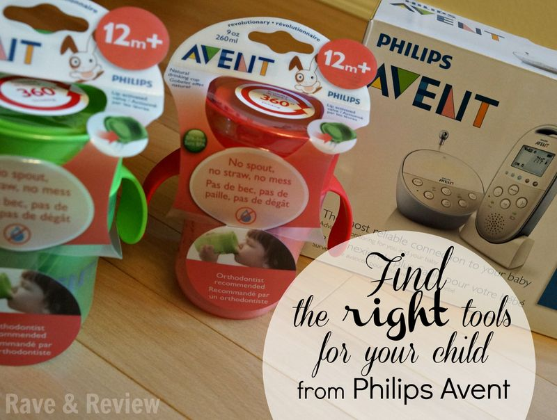 Philips Avent right tools for your child