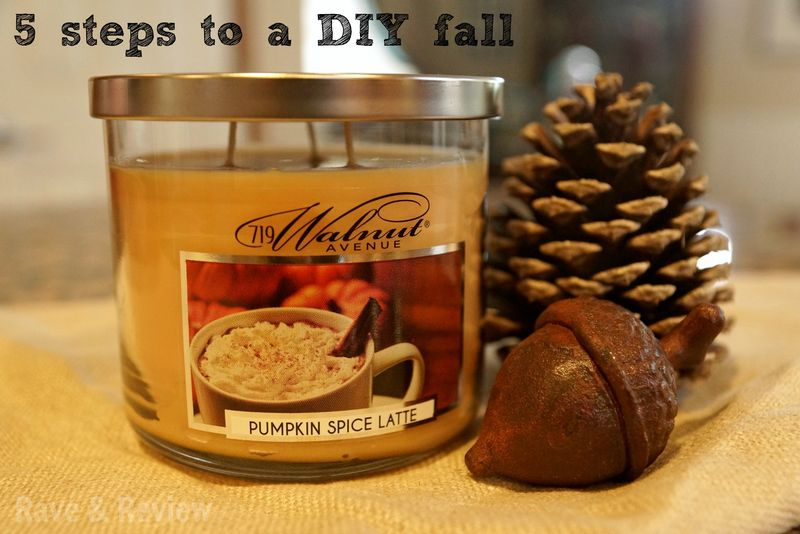 5 steps to a DIY fall