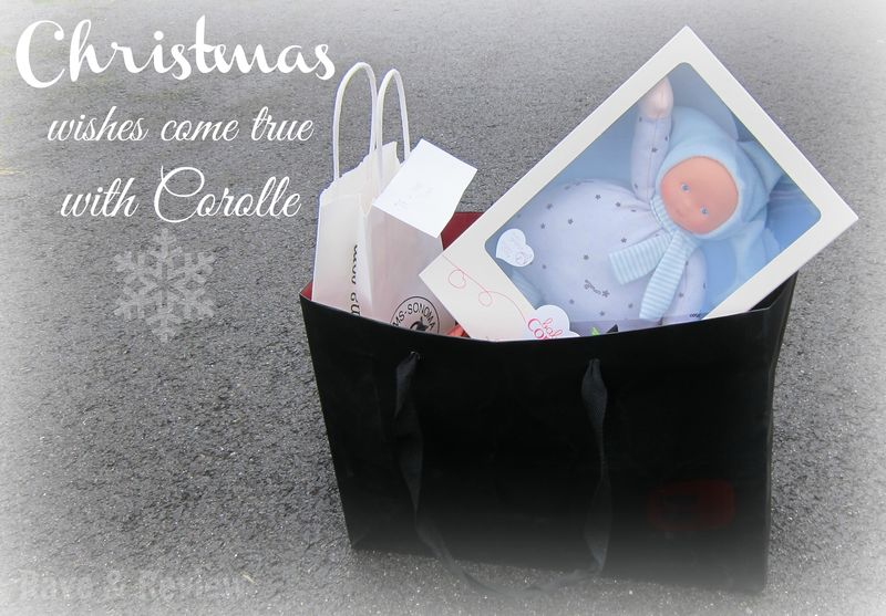 Cristmas wishes come true with Corolle