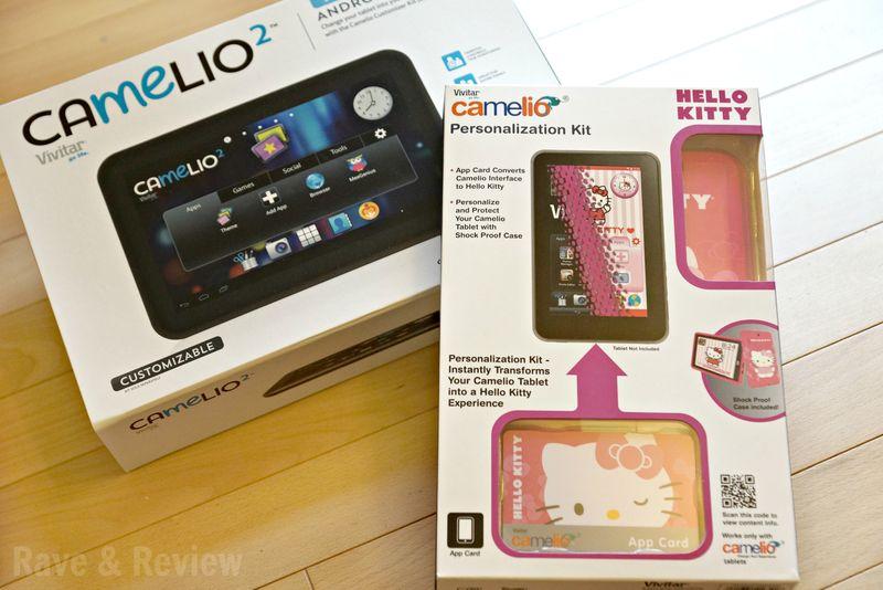 Camelio tablet