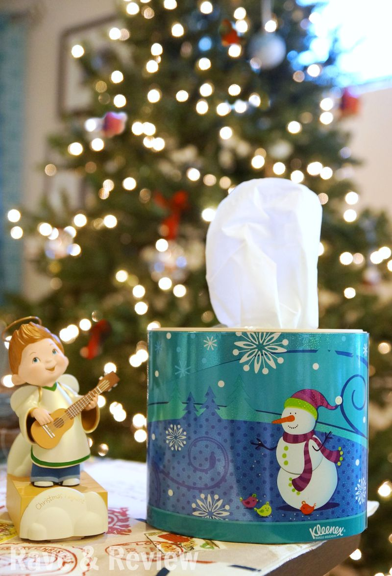KC Kleenex holiday