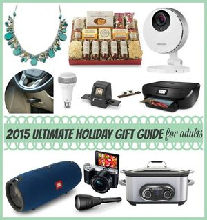 Gift guide for adults