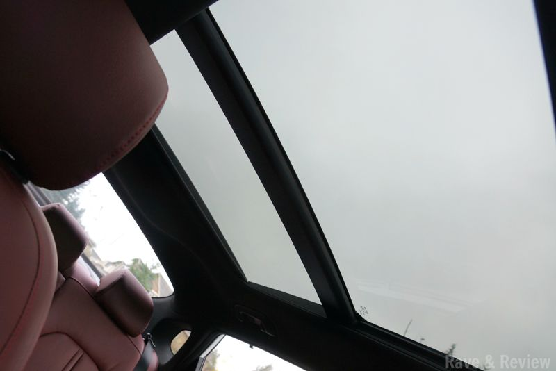 Kia Optima sunroof