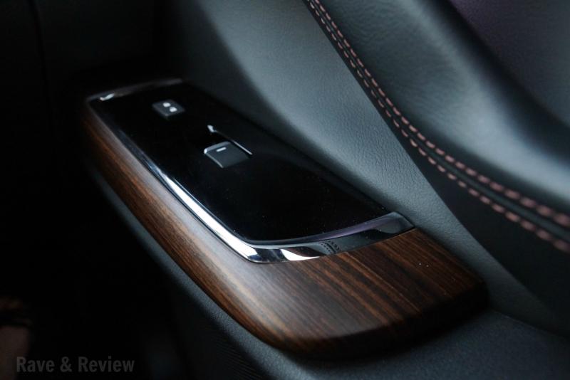 Mazda CX9 trim
