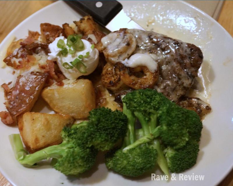 Applebees steak 2