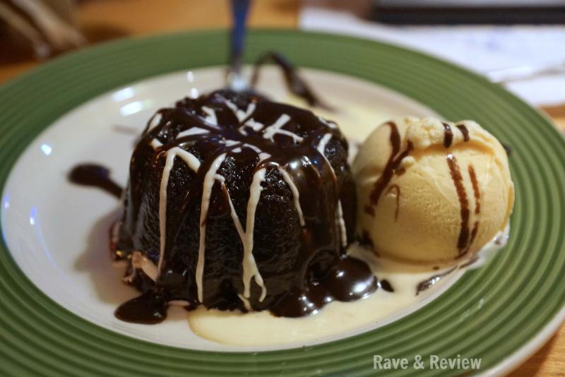 Applebees dessert