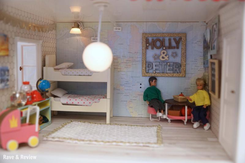 Lundby kids room