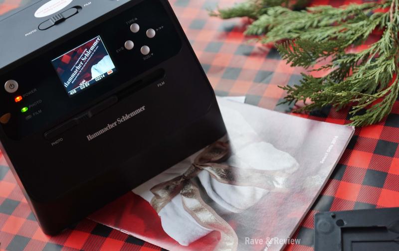 Hammacher photo scanner 2