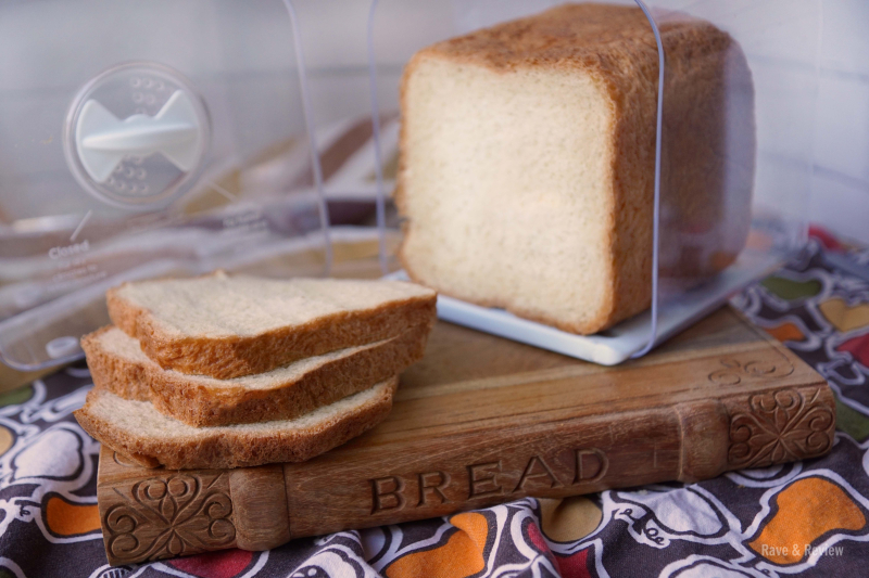 Bread in a bread box