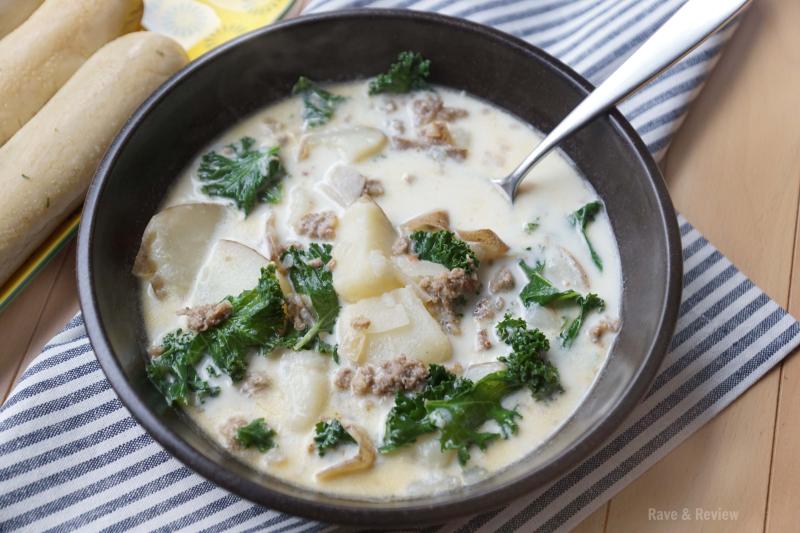Zuppa Toscano soup 2
