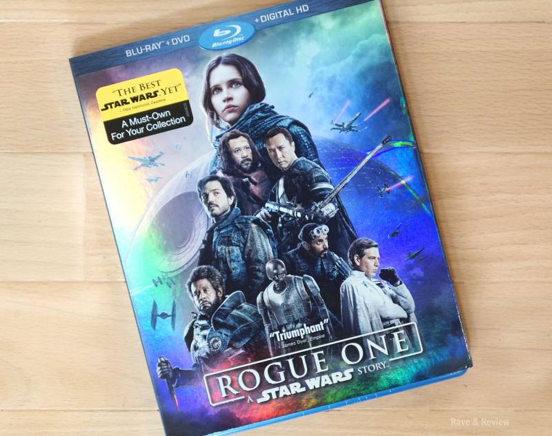 Rogue One Star Wars DVD