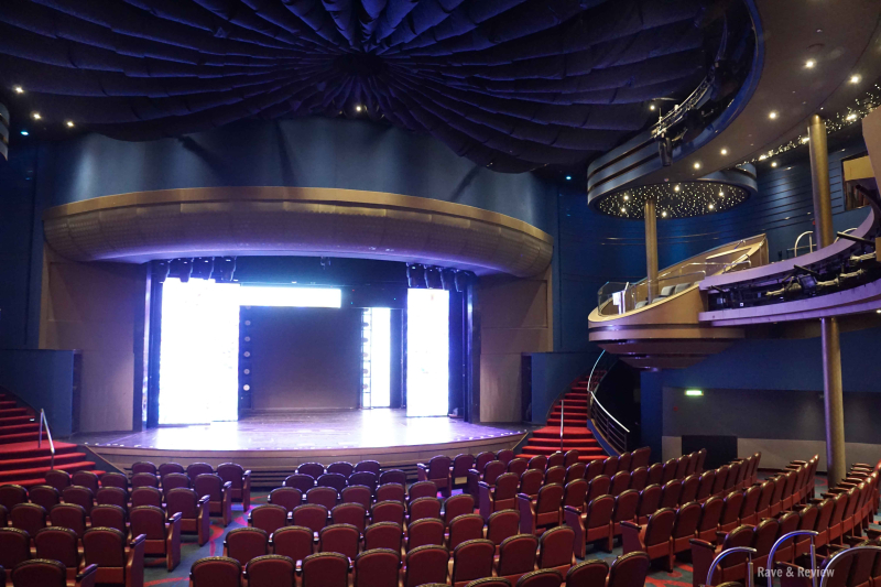Holland America mainstage