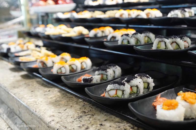 Holland America Sushi