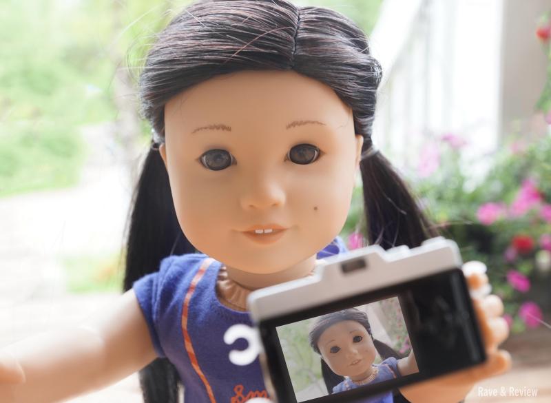 American Girl Z Selfie