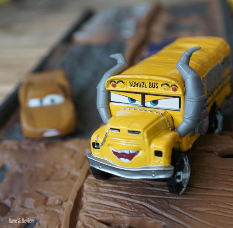 Disney Pixar Cars characters