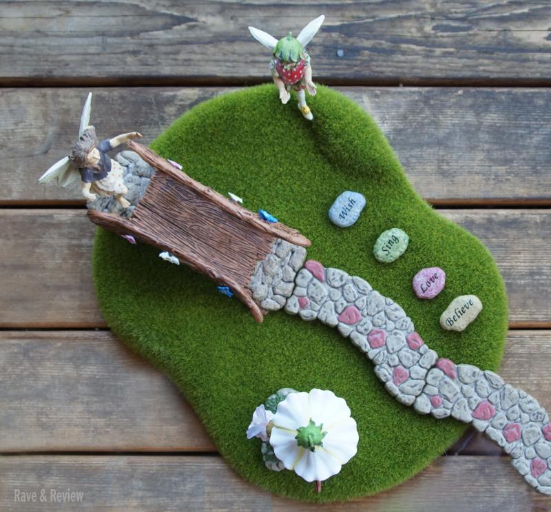 Fairy garden aerial
