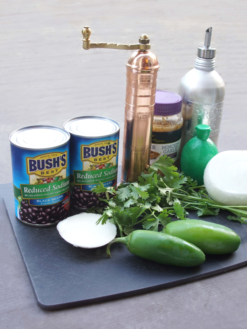 Bush's Beans ingredients