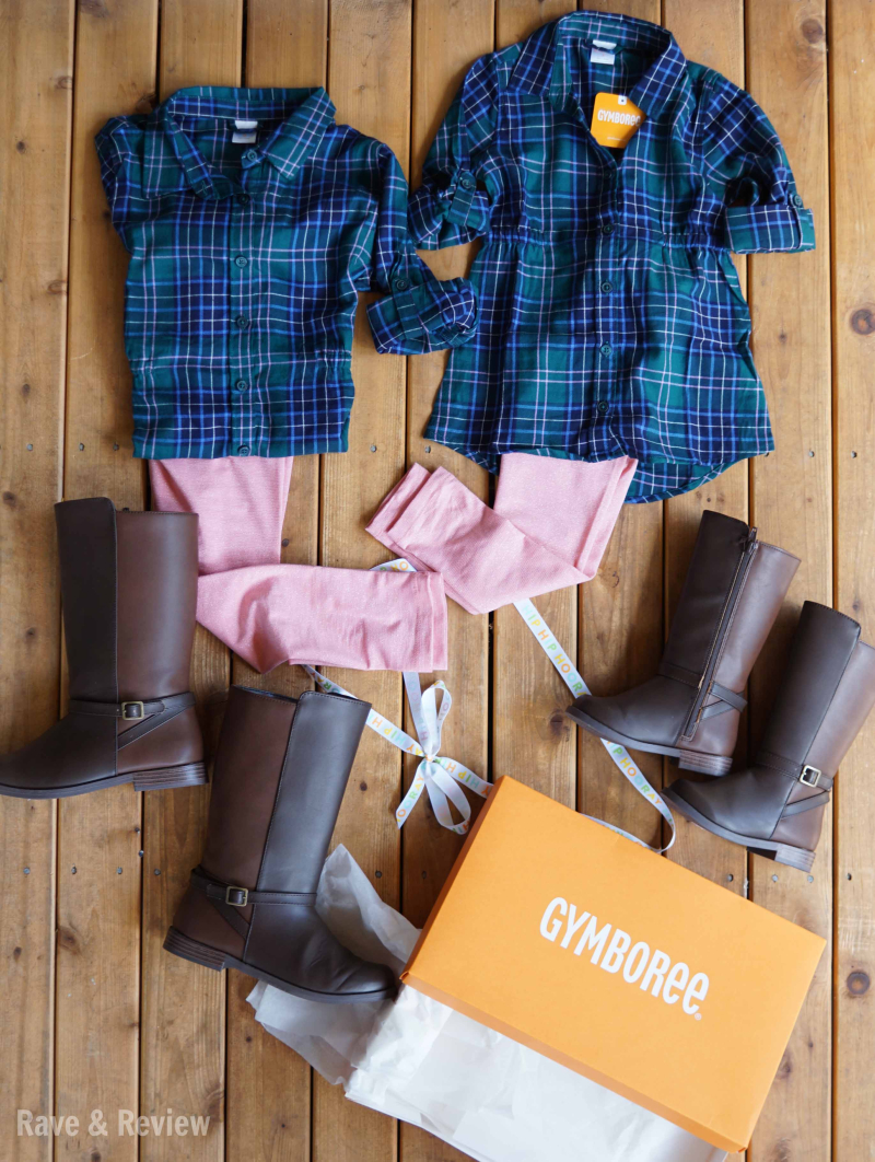 Gymboree second girl's outfit