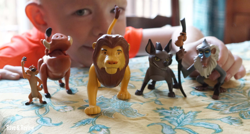 Lion King Crew