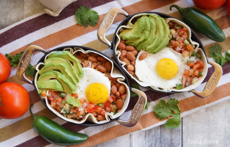 Huevos Rancheros Bush's Beans 2