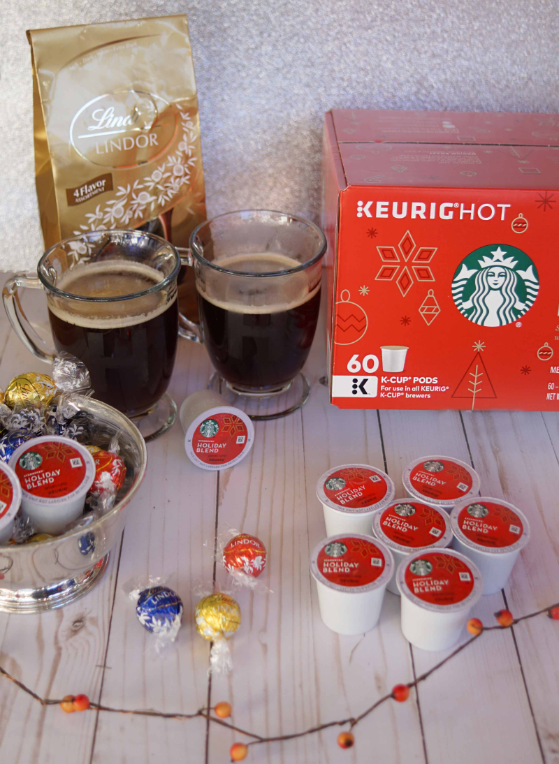 Keurig and Lindor 5