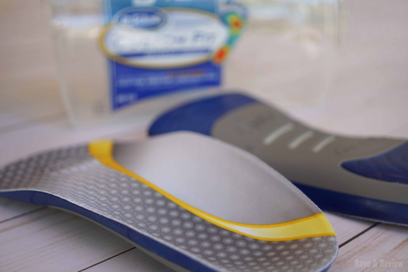 Dr Scholls CFO out of package