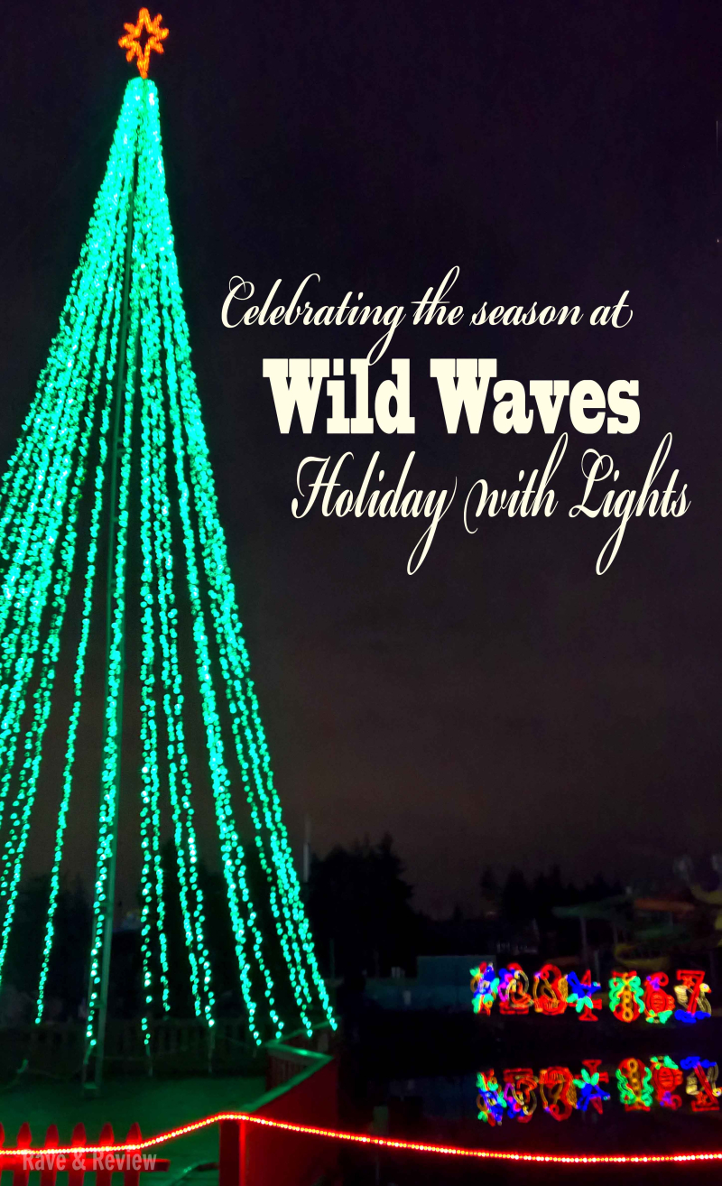 Wild Waves Holidays with Lights