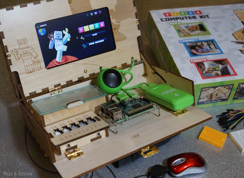 Piper Computer screen
