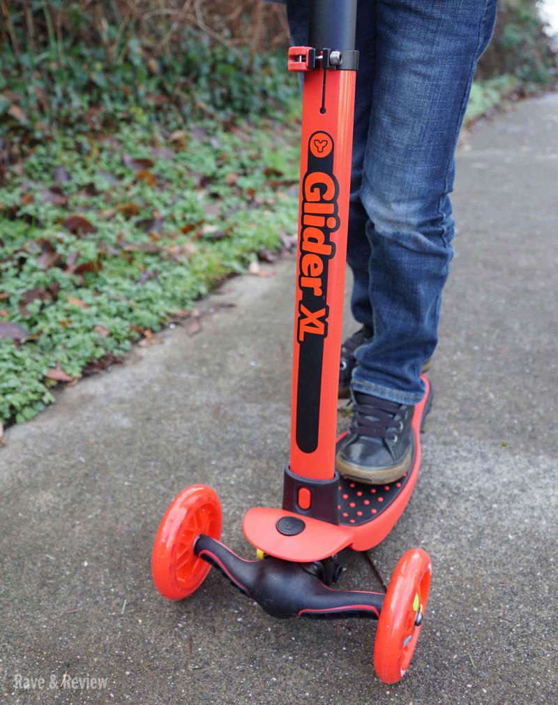 Glider XL scooter