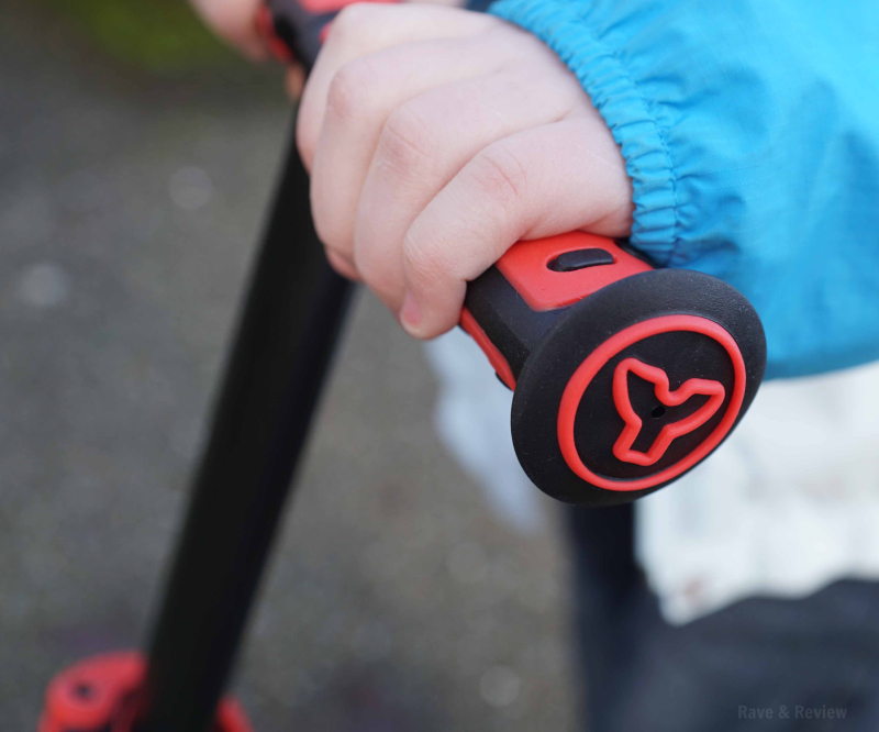 Yvolution Y Glider Scooter handle