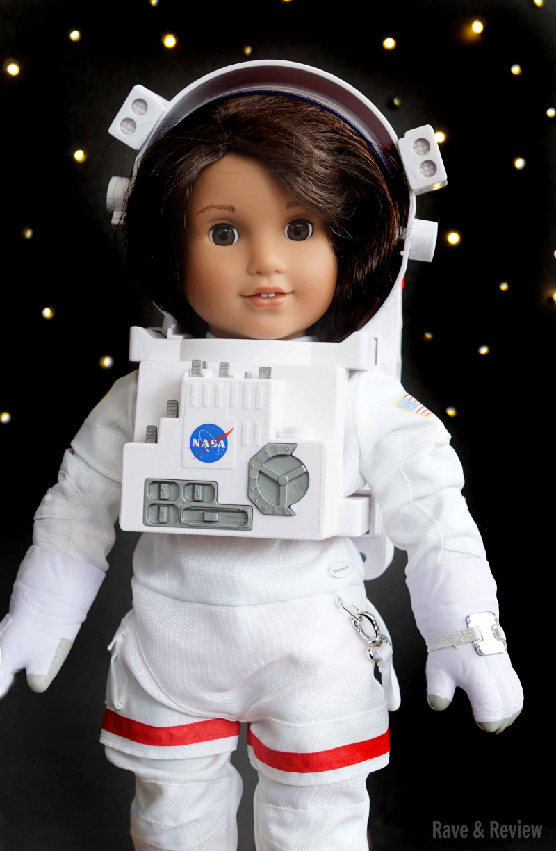 Luciana in space