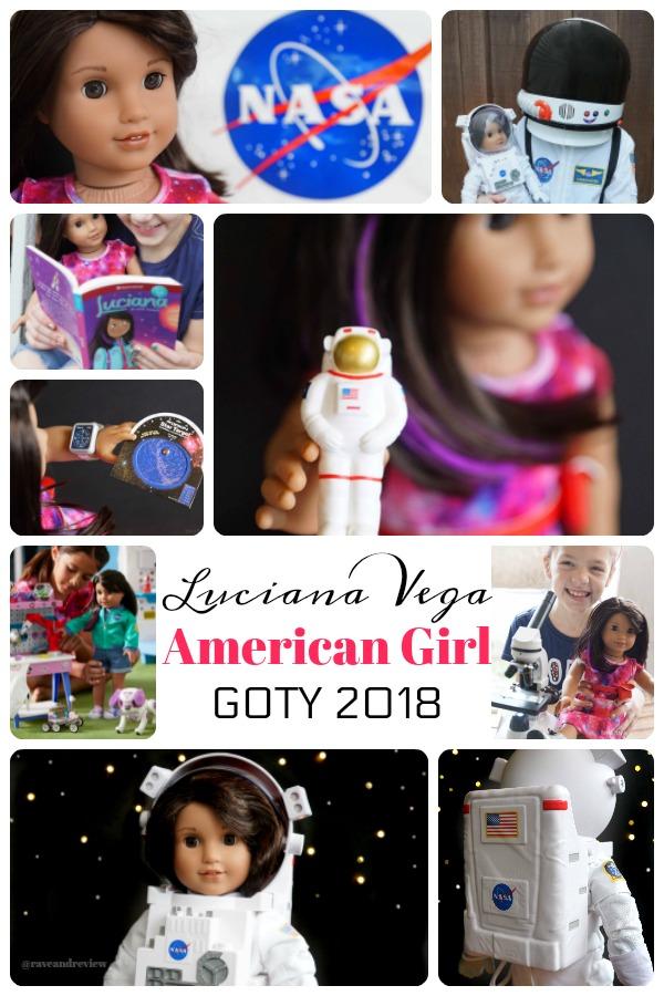 Luciana Vega American Girl GOTY 2018
