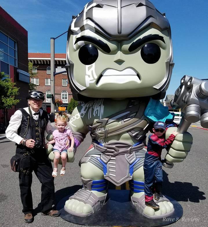 Thor at Funko Pop