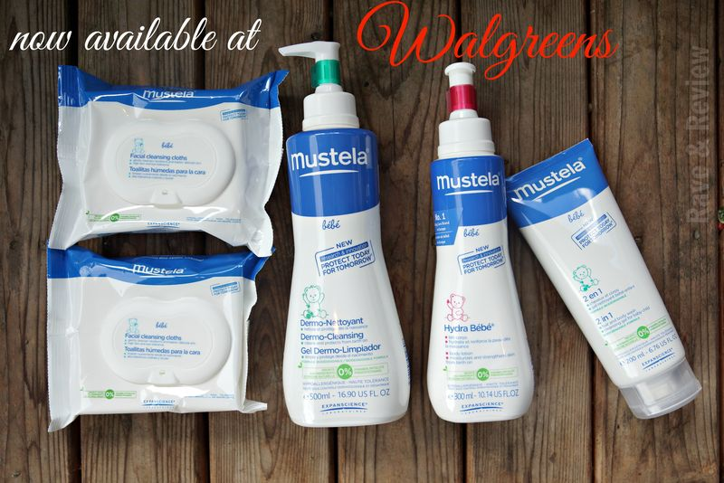 Mustela at Walgreens