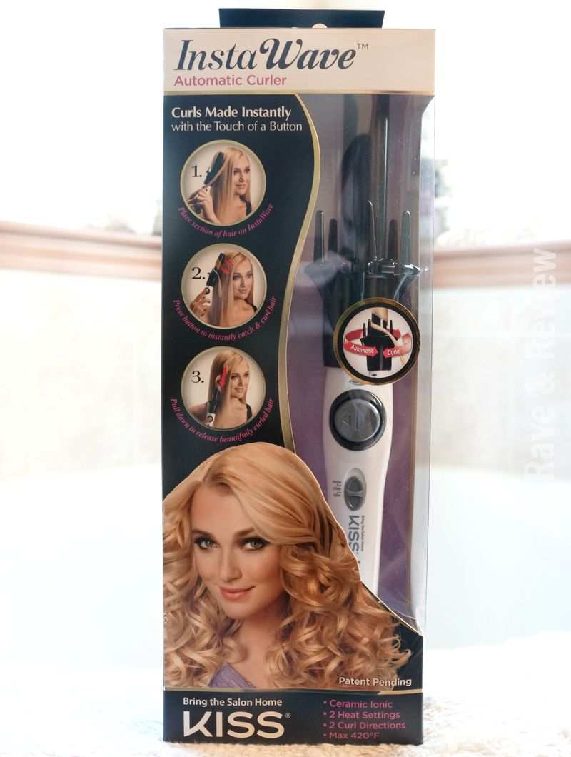 Kiss InstWave Curler