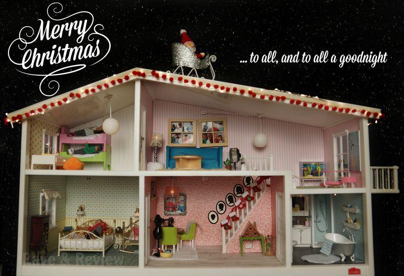 Lundby Christmas Santa